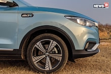 MG ZS Electric SUV Clocks Over 2,800 Bookings Ahead of Launch