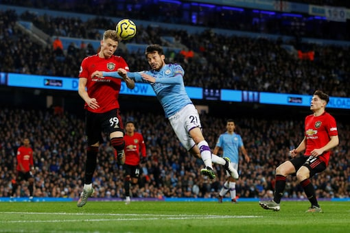 Manchester City and Manchester United will face-off . (Photo Credit: Reuters)
