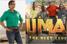 Mardaani 2 and Jumanji The Next Level Box Office Day 1: Hollywood Film Leads