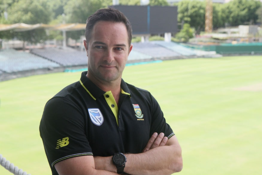Mark Boucher Wants to Build Belief in 'New' South Africa