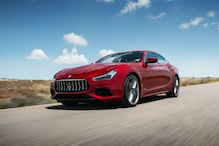 Maserati Ghibli, Quattroporte and Levante Launched with V6 Petrol Engines in India