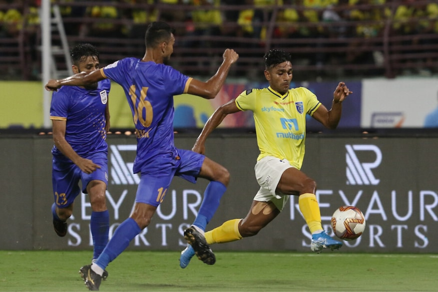 ISL 2019-20 LIVE Score, Mumbai City FC vs Kerala Blasters: Mumbai, Kerala Desperate for 2nd Win of Season