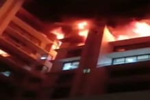 Raging Fire in Mumbai's Residential Building Doused After 2 Hours, 5 Rescued