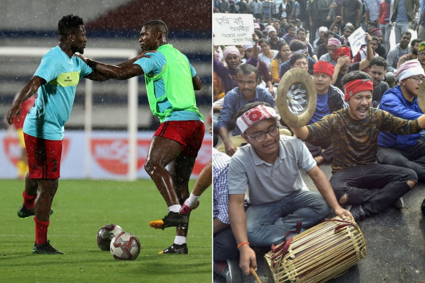 ISL 2019-20: NorthEast United FC vs Chennaiyin FC Pre-match Conference Cancelled Due to Protests Over Citizens