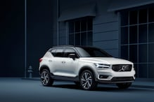 Volvo XC40 T4 R-Design SUV Launched in India at Rs 39.9 Lakh