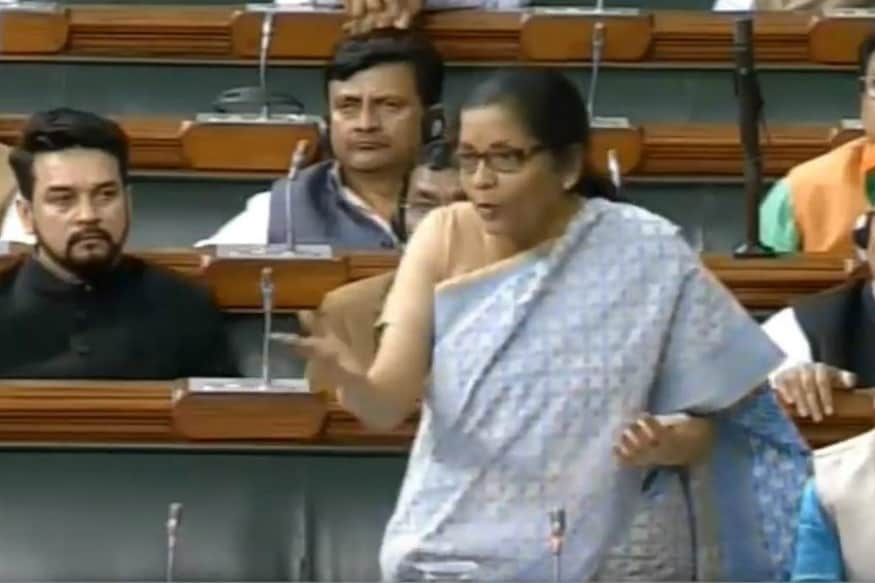 Nirmala Sitharaman Introduces Bill in Lok Sabha to Amend Insolvency