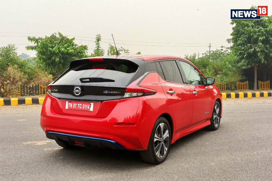 Nissan Leaf revealed for Japan