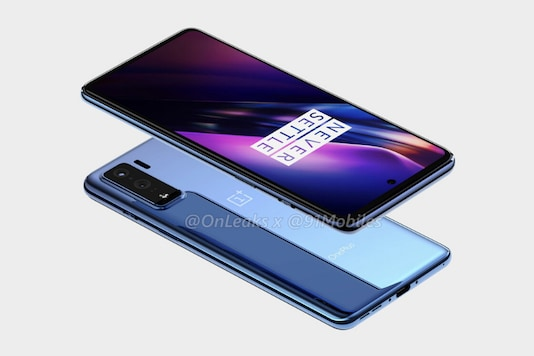 One Plus 8 Lite leaked renders (Source: On Leaks/91Mobiles)