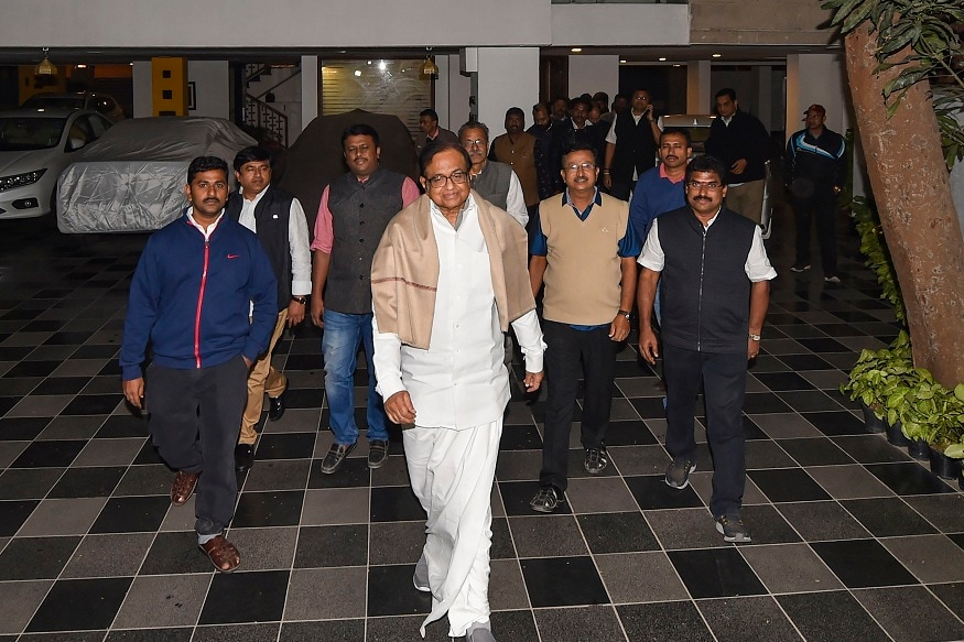 'Conscience Clear. Courts Will, Ultimately, Do Justice': Chidambaram Maintains Innocence in INX Media Case