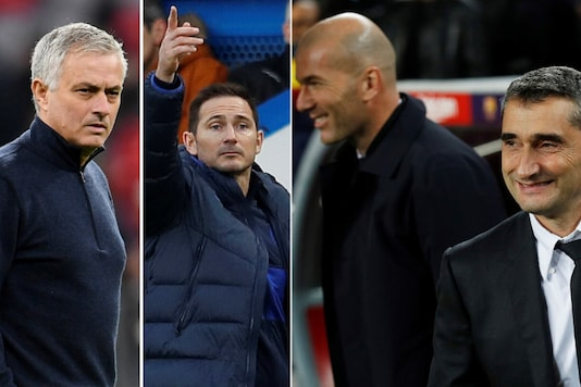 Jose Mourinho up against his former club while Real Madrid and Barcelona continue battle for top spot. (Photo Credit: Reuters)