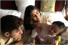 Sara Ali Khan Wishes Taimur 'Tim Tim' Happy Birthday with Cute Pics