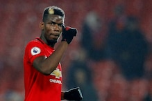 Paul Pogba Launches Own Anti-racism Protest by Wearing Wristbands With Messages