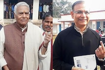 Politicians Cast their Votes for Jharkhand Assembly Election 2019