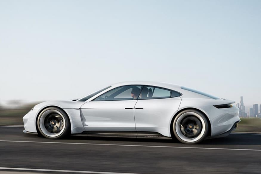 Porche Taycan (Image: AFP Relaxnews)
