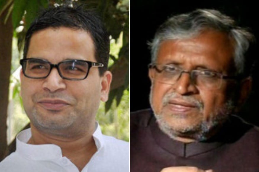 As Grand Alliance Latches onto Kishors Remarks against Nitish, Sushil Modi Hits out at Poll