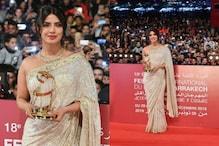Priyanka Chopra Jonas Honoured at Marrakech Film Festival