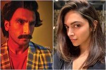 'Maar Doh Mujhe', Says Ranveer Singh in Reaction to Deepika Padukone's New Hairdo