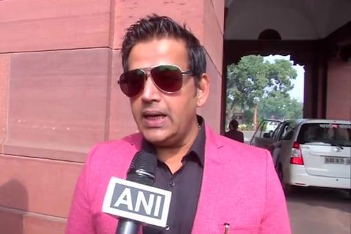 BJP MP from Gorakhpur Ravi Kishan