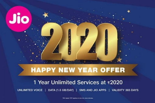 Jio Happy New Year Offer: Get JioPhone, 500MB Data/Day, Calls for One Year at Rs 2,020
