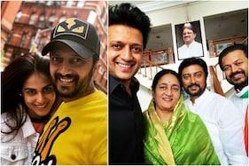 Happy Birthday Riteish Deshmukh: Pics That Prove He is a Loving Family Man