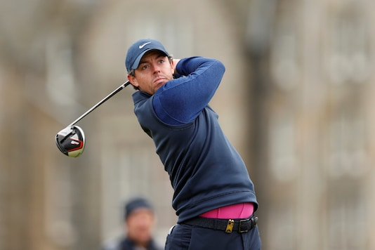 Rory McIlroy (Photo Credit: Reuters)