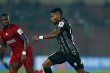 ISL 2019-20: Roy Krishna Brace Takes ATK to Top of Table, NorthEast United FC's Unbeaten Run Ends