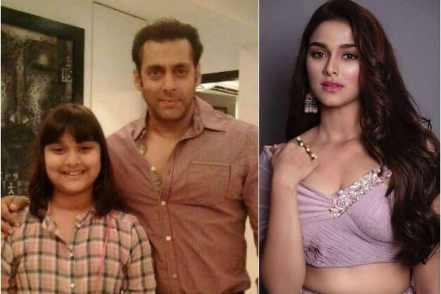Saiee Manjrekar Opens Up About the Viral picture With Salman Khan