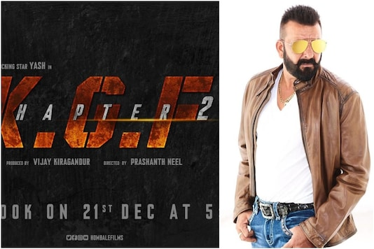 Sanjay Dutt's First Look as Adheera in KGF Chapter 2 to Be ...