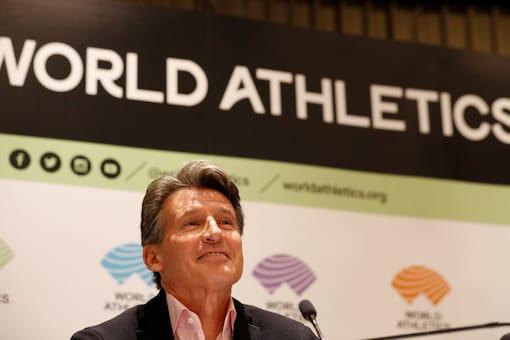 Sebastian Coe. (Photo Credit: Reuters)