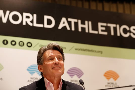 Sebastian Coe. (Photo Credit: Reuters)