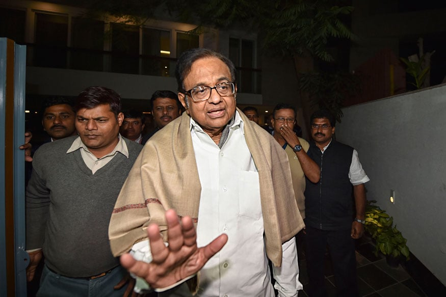 Its Cruel: Chidambaram Castigates Govts for Imposing Higher Taxes Amid Pandemic