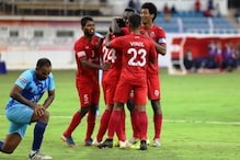 I-League 2019-20: Mapuia Brace Gives Churchill Brothers 3-0 Win Over Punjab FC