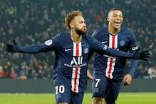 Neymar, Kylian Mbappe Fire PSG 5 Points Clear in Ligue 1