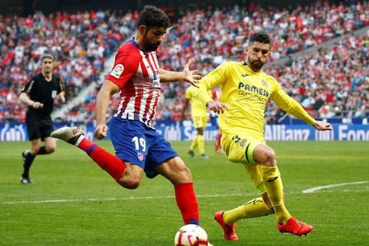 Villarreal and Atletico Madrid (Photo Credit: Reuters)