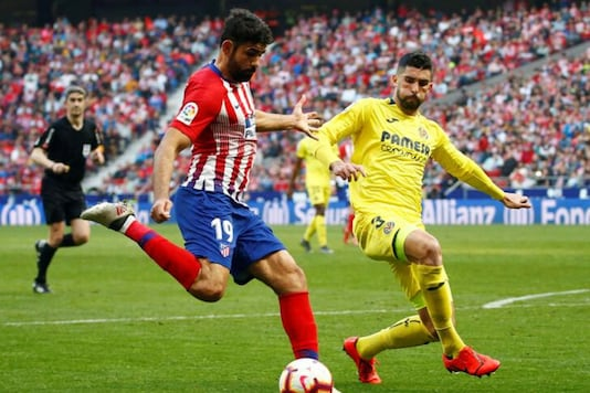 Villarreal and Atletico Madrid (Photo Credit: Reuters)