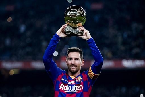 Lionel Messi (Photo Credit: Barcelona/Twitter)