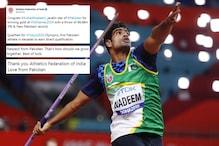 South Asian Games: AFI's Congratulatory Tweet for Pakistan Athlete Draws Social Media Reaction