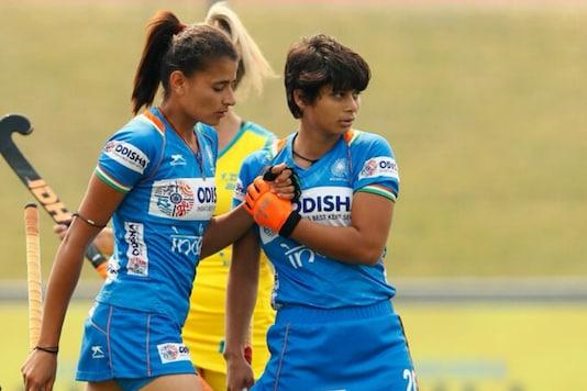 Indian junior women's hockey team (Photo Credit: Hockey India)