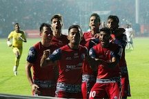 ISL 2019-20: Jamshedpur FC Steal a Point from Chennaiyin FC With Late Equaliser