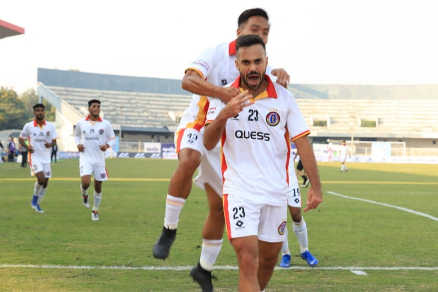 I-League 2019-20: East Bengal Take on NEROCA FC in Search For 1st Win