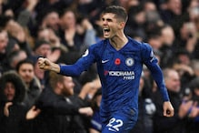 Premier League: Frank Lampard Says Christian Pulisic Has Raised His Game at Chelsea
