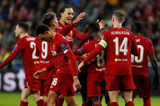 Liverpool (Photo Credit: Reuters)