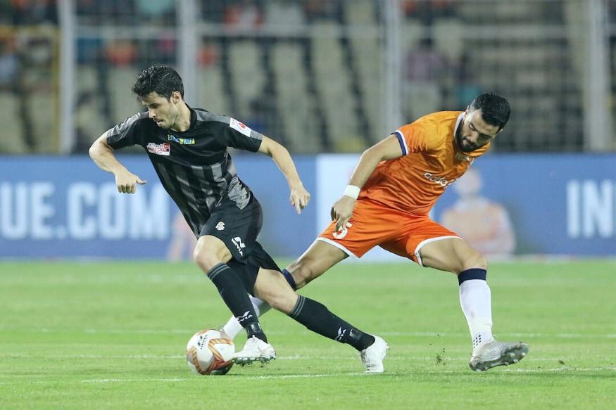 ISL 2019-20 LIVE Score, FC Goa vs ATK: Coro, Fall Give Goa 2-1 Lead After Justin Equalises for Kolkata