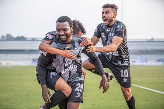 Punjab FC (Photo Credit: Twitter)