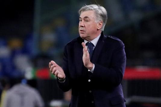 Carlo Ancelotti (Photo Credit: Reuters)