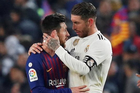 Barcelona and Real Madrid (Photo Credit: Reuters)