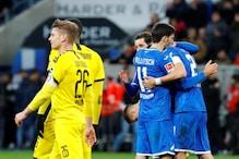Bundesliga: Hoffenheim Stun Borussia Dortmund 2-1 With Late Comeback Win