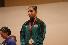Weightlifter Rakhi Halder Creates 2 New National Records