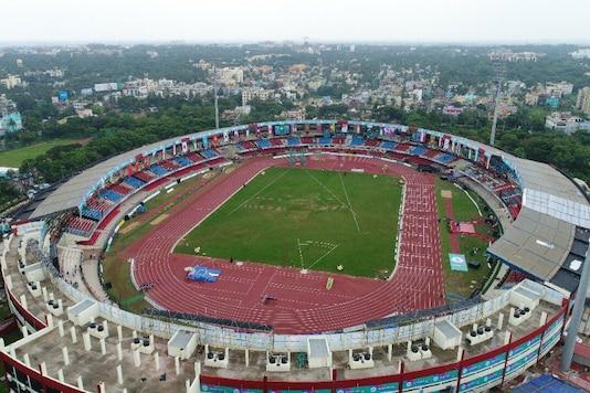 Kalinga Stadium (Photo Credit: Odisha Government)