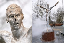 Nose Sawed Off: Zlatan Ibrahimovic's Statue in Malmo Vandalised Again